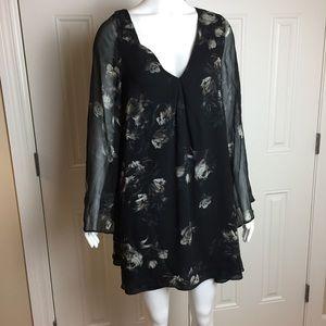Chaser | Garden Gala Dress | Size Medium
